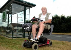 Learn How A Mobility Scooter Can Help Your Loved One Stay Active This Summer